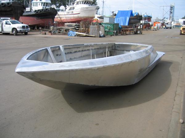 Jet Boat 21 - Full Service Shipyard