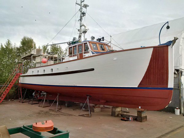 Yellow Cedar - Full Service Shipyard