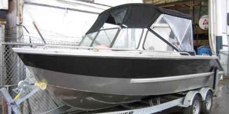 21' Sports boat