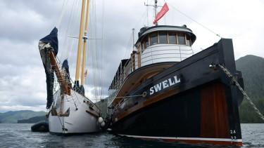 Tug Boat Swell