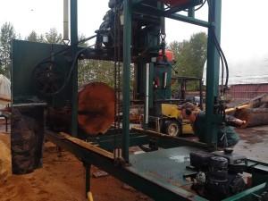 Jim's sawmill