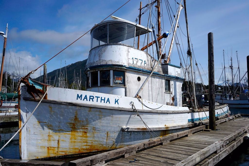 Martha K 60 39 Table Seiner Full Service Shipyard