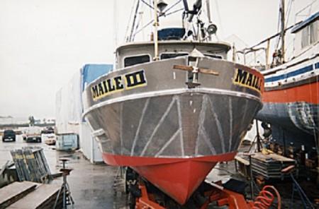 Maille III - aluminum