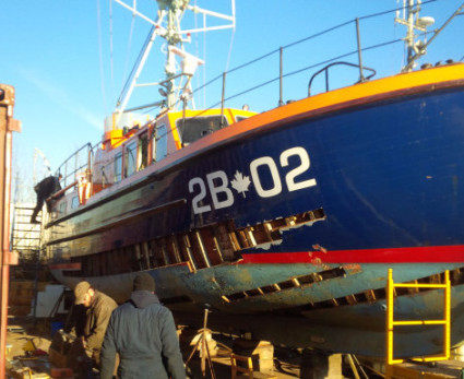 Steveston Lifeboat