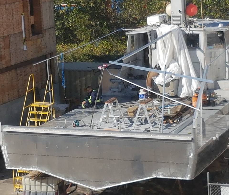 Tiller Conversion Modifications Review - Aluminum Boat ...