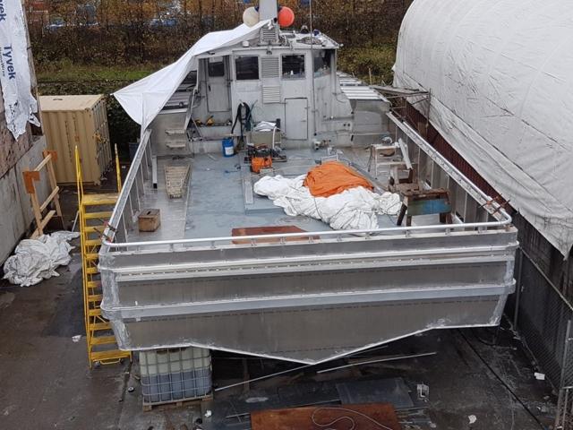 Aluminum John boat rebuild   Jakes boat project   Bass ...