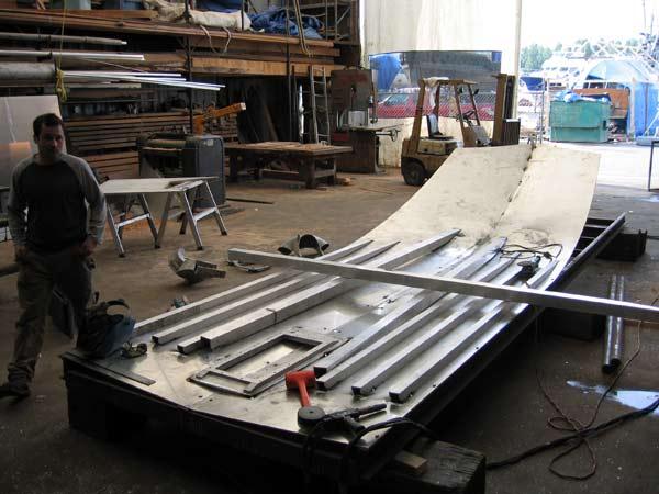 Comm-Jet 18, Aluminum River Jet Boat - Full Service Shipyard